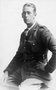 Second Lieutenant Walter L Percival