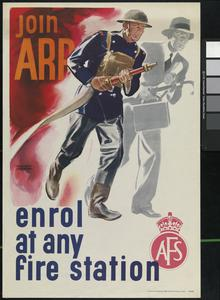 Join ARP - Enrol at any Fire Station