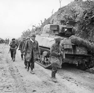 THE BATTLE OF MONTE CASSINO, JANUARY-MAY 1944