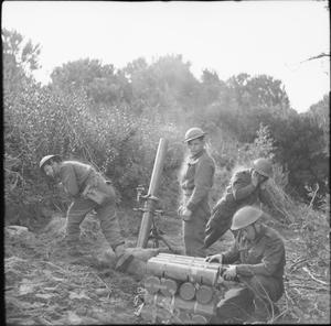 THE BRITISH ARMY IN ITALY 1944