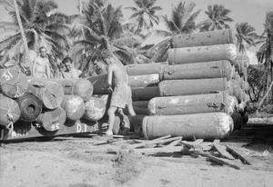 THE ROYAL AIR FORCE IN BURMA AND INDIA 1945-1946