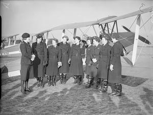 THE AIR TRANSPORT AUXILIARY, 1939-1945.