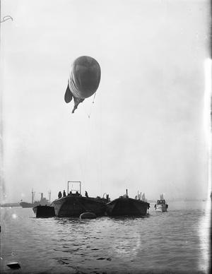 ROYAL AIR FORCE BALLOON COMMAND, 1939-1945.