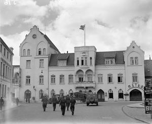 GERMANY UNDER ALLIED OCCUPATION