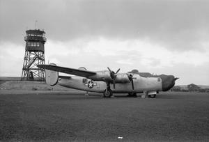 ROYAL AIR FORCE COASTAL COMMAND: NO. 247 GROUP OPERATIONS IN THE AZORES, 1943-1945.