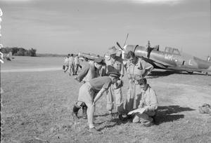 ROYAL AIR FORCE OPERATIONS IN THE FAR EAST, 1941-1945.