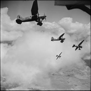 ROYAL AIR FORCE OPERATIONS IN MADAGASCAR, 1942.