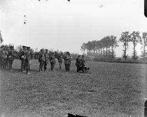 THE BRITISH ARMY ON THE WESTERN FRONT, 1914-1918.