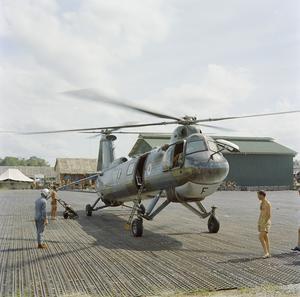 THE ROYAL AIR FORCE, 1950-1969