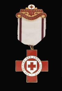 British Red Cross Medal for Proficiency