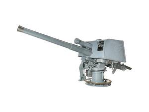 Naval 4 in Semi-automatic QF Mk IV Gun