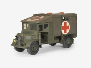 Vehicle Scale Model, Austin K2 Ambulance, British