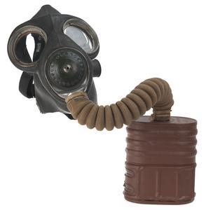 respirator, anti-gas, service