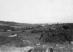 WAR CEMETERIES ON THE WESTERN FRONT, 1914-1918