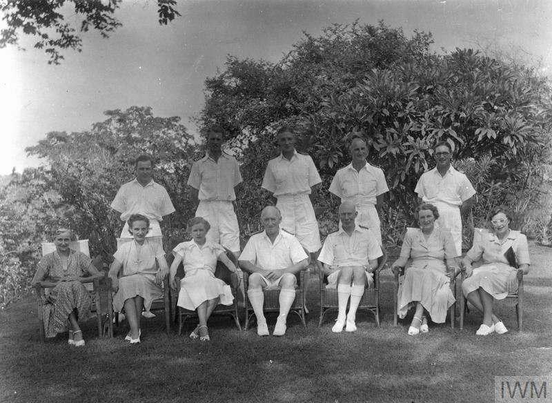 Royal Navy (RN) Officers 1939-1945 -- H