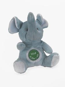 ISAF elephant toy from Afghanistan