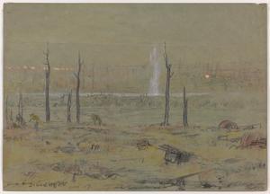 Zillebeke Lake, 14 November 1917