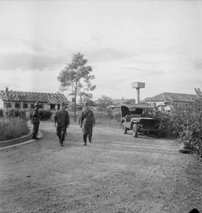 THE JAPANESE SURRENDER IN THAILAND, 1945