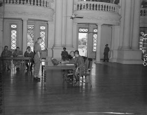 THE JAPANESE SURRENDER IN BURMA, 1945