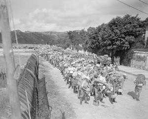 THE ALLIED REOCCUPATION OF HONG KONG, 1945