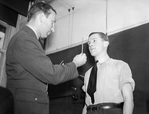 ROYAL AIR FORCE RECRUITMENT, 1939-1945.