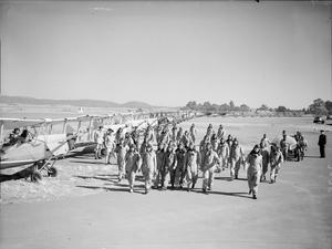 ROYAL AIR FORCE, THE RHODESIAN AIR TRAINING GROUP IN SOUTHERN RHODESIA, 1941-1945.