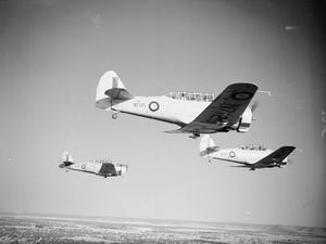AMERICAN AIRCRAFT IN ROYAL AIR FORCE SERVICE, 1939-1945: NORTH AMERICAN NA-16 & NA-66 HARVARD.