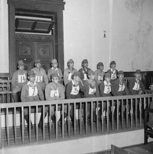 THE TRIAL OF JAPANESE WAR CRIMINALS IN BURMA