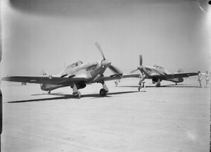 ROYAL AIR FORCE: OPERATIONS IN THE MIDDLE EAST AND NORTH AFRICA, 1940-1943.