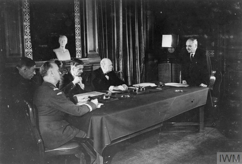 THE POLISH-SOVIET RELATIONS DURING THE SECOND WORLD WAR