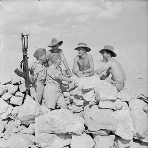 THE POLISH INDEPENDENT CARPATHIAN RIFLES BRIGADE IN THE SIEGE OF TOBRUK, 1941