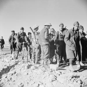 THE POLISH ARMY IN THE WESTERN DESERT CAMPAIGN, 1940-1942