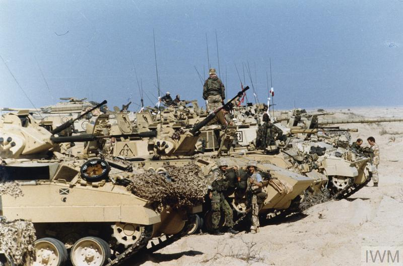 The british 1st armoured division in the gulf war 1991 glf 603 the british 1st armoured division in the gulf war 1991 sciox Image collections