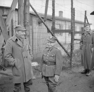 THE LIBERATION OF STALAG XB AT SANDBOSTEL, APRIL 1945