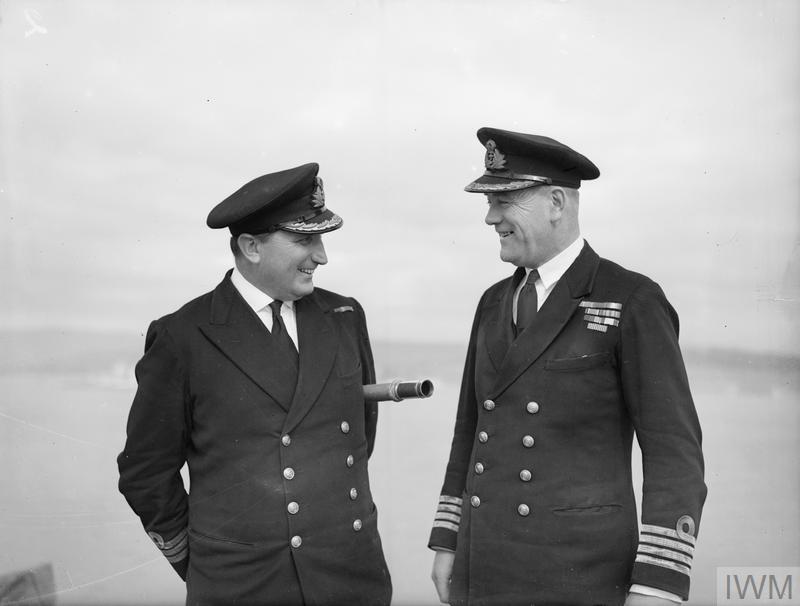 Royal Navy Rn Officers 1939 1945 G