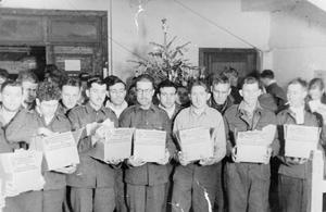 FAR EAST PRISONERS OF WAR, YOKOHAMA, JAPAN, 1942-1945