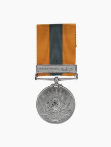 Khedive of Sudan's Medal, Egypt