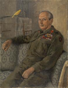 Field-Marshal The Viscount Montgomery of Alamein, GCB, SO