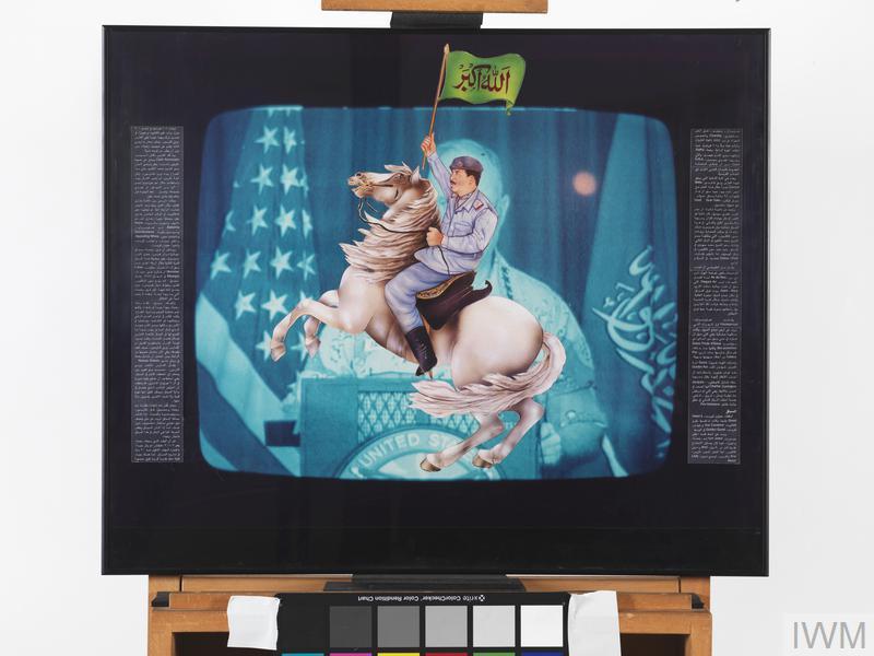 White Stallion, 1991