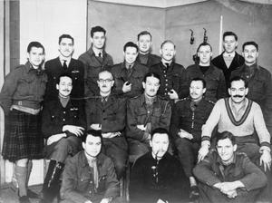 BRITISH PRISONERS IN GERMANY, 1940-1945
