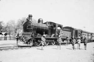 THE SERVICE OF SERGEANT PERCY ELGEY WITH THE 1/4TH SOMERSET LIGHT INFANTRY IN INDIA AND MESOPOTAMIA 1914-1918
