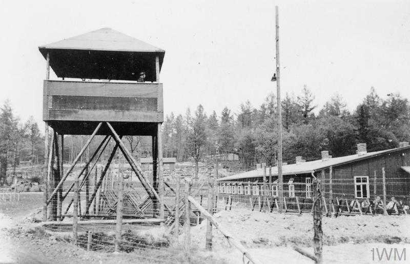 DULAG LUFT PRISONER OF WAR TRANSIT CAMP