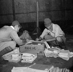 THE BRITISH REOCCUPATION OF BURMA