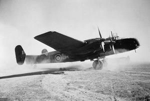 AIRCRAFT OF THE ROYAL AIR FORCE 1939-1945:HANDLEY PAGE HP.57 HALIFAX.