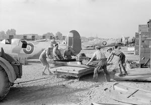 ROYAL AIR FORCE OPERATIONS IN THE MIDDLE EAST AND NORTH AFRICA, 1939-1943.