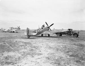 ROYAL AIR FORCE: ITALY, THE BALKANS AND SOUTH-EAST EUROPE, 1944-1945.
