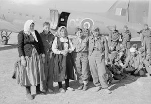 ROYAL AIR FORCE: ITALY,THE BALKANS AND SOUTH-EAST EUROPE, 1942-1945.