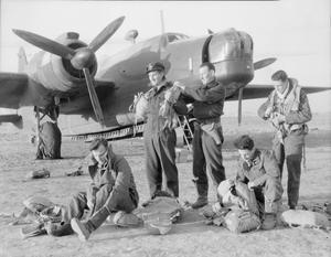 ROYAL AIR FORCE: ITALY, THE BALKANS AND SOUTH-EAST EUROPE, 1942-1945.