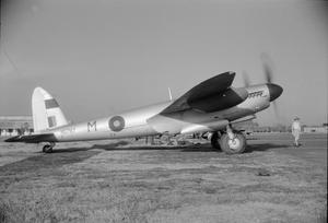 AIRCRAFT IN ROYAL AIR FORCE SERVICE, 1939-1945: DE HAVILLAND DH.98 MOSQUITO.