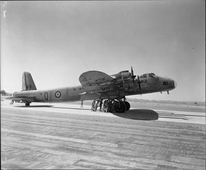 AIRCRAFT IN ROYAL AIR FORCE SERVICE, 1939-1945: SHORT S.29 STIRLING.